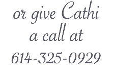 or give Cathi 